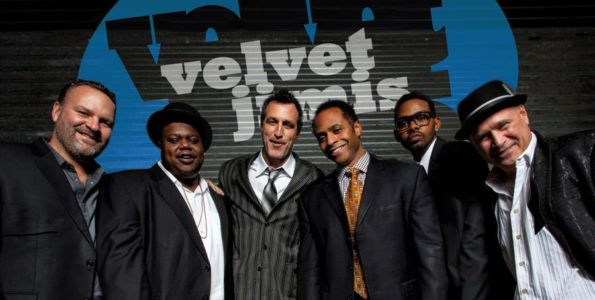 The Veltway - The Velvet Jimis